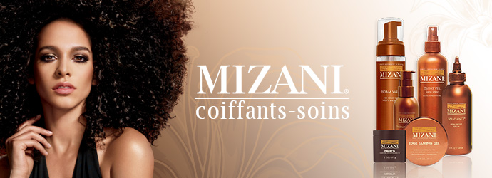 MIZANI, coiffants-sions