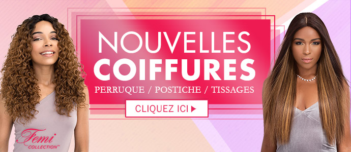 Nouvelles coiffures FEMI Collection Avril 2018 >