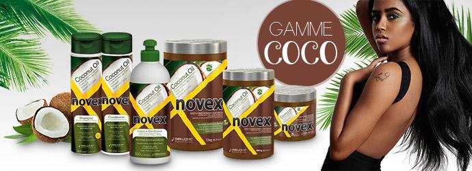 NOVEX - COCONUT OIL
