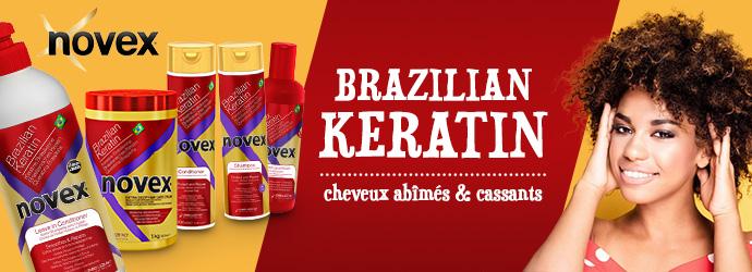 NOVEX - BRAZILIAN KERATIN