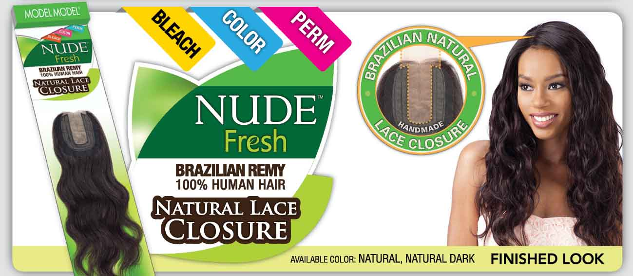 NUDE CLOSURE BRAZILIAN
