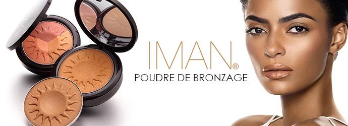 IMAN, poudre de bronzage