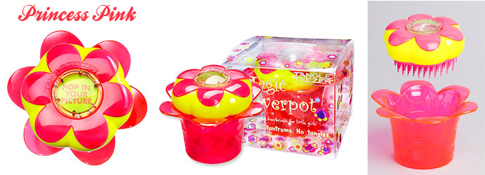 MAGIC FLOWERPOT TANGLE TEEZER