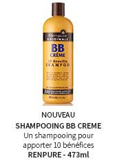 RENPURE SHAMPOO BB CREME