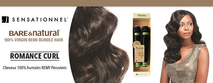 SENSATIONNEL ROMANCE CURL