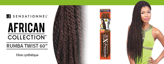 SENSATIONNEL RUMBA TWIST BRAID