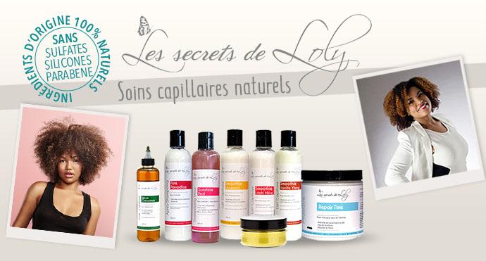 LES SECRETS DE LOLY - SUPERBEAUTE.fr