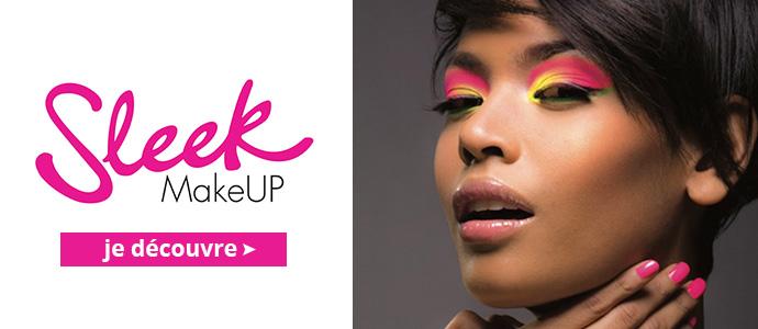 Maquillage SLEEK MakeUp