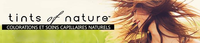 TINTS OF NATURE - Shampooing pour cheveux colorés