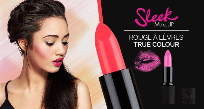 TRUE COLOUR SLEEK MAKE UP