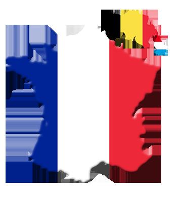 Livraison à domicile en France, Corse, Belgique et Luxembourg.