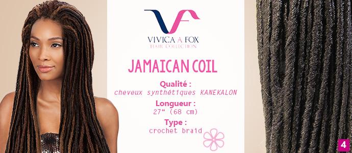 VIVICA A FOX , jamaican coil