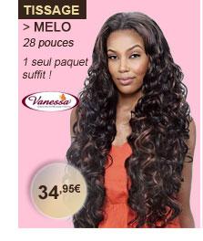 Vanessa tissage Melo 28