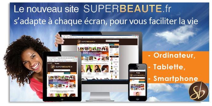 Nouveau site ordinateur tablette et smartphone