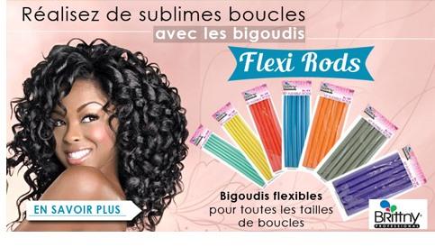 Bigoudis flexibles FlexiRods