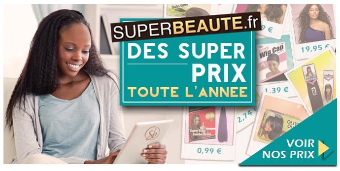 SUPERBEAUTE.fr des prix bas toute l annee