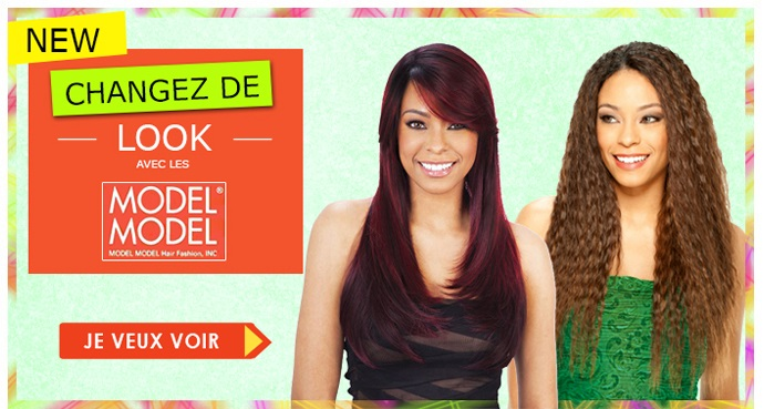 Changez de look avec Model Model