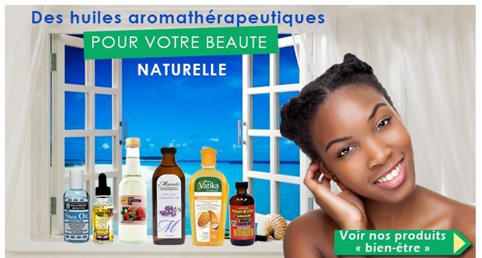 Huiles aromatherapeutiques