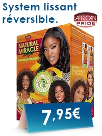 Systeme lissant reversible African Pride