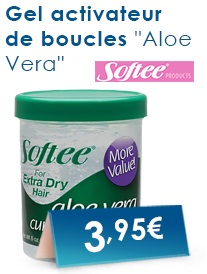 Gel activateur de boucles Softee