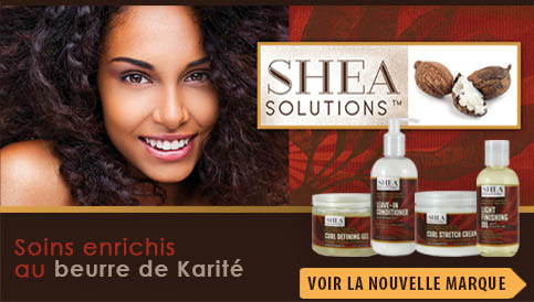 Soins capillaires Shea Solutions