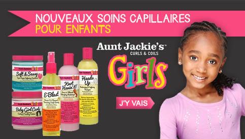 Nouvelle gamme enfants Aunt Jackies