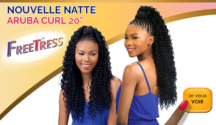Nouvelle natte FreeTress