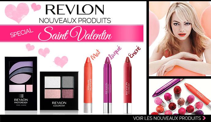 Nouveautes maquillage Revlon