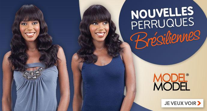 Nouvelles perruques bresiliennes MODEL MODEL