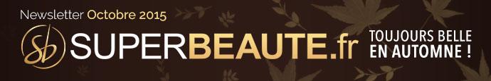 Toujours belle en automne ! - SUPERBEAUTE.fr - Cheveux - capillaire - maquillage - soins du corps et du visage - junior