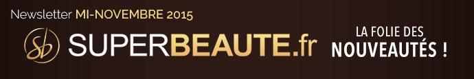 La folie des nouveautés - SUPERBEAUTE.fr - Cheveux - capillaire - maquillage - soins du corps et du visage - junior
