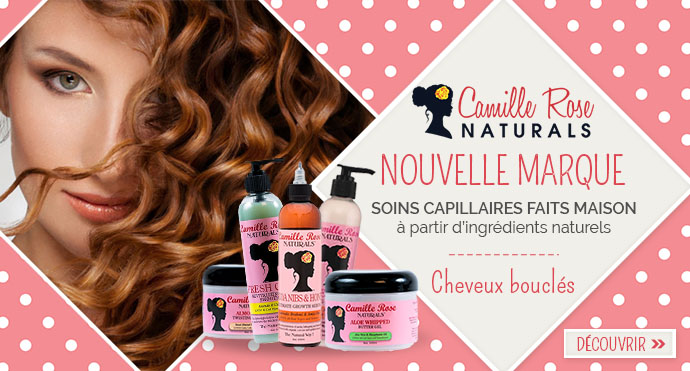 Nouvelle marque CAMILLE ROSE