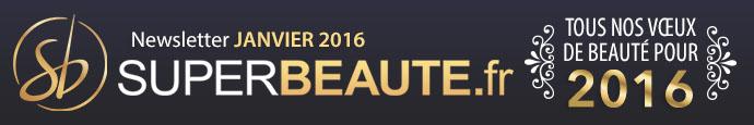 Tous nos voeux de beauté pour 2016