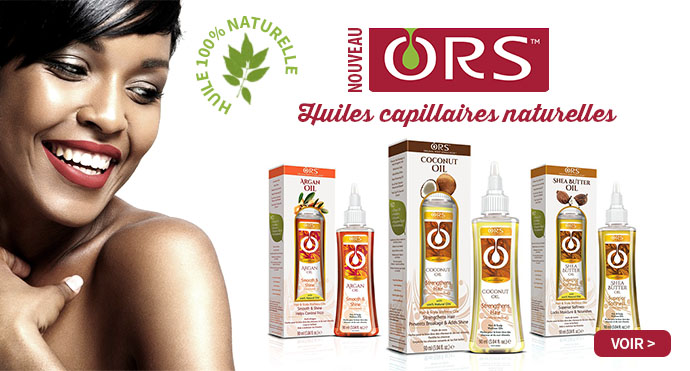 Nouvelles huiles capillaires ORS