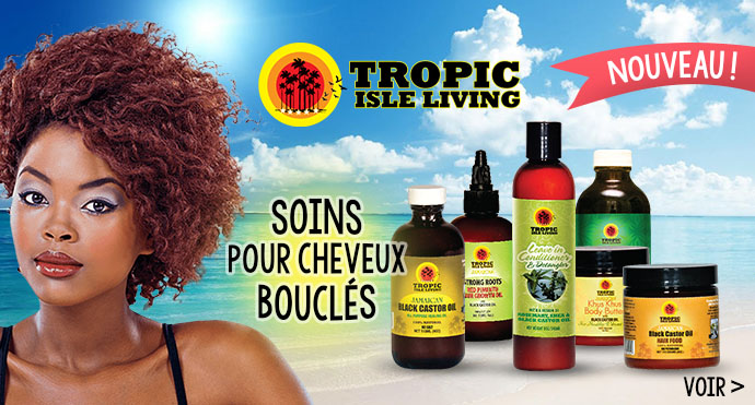 Nouvelle marque TROPIC ISLE LIVING