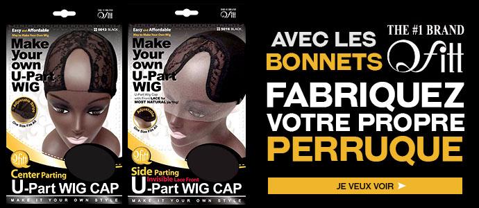 QFIT : fabriquez votre perruque