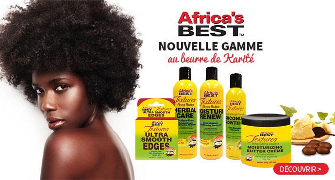 Nouvelle gamme AFRICAS BEST KARITE