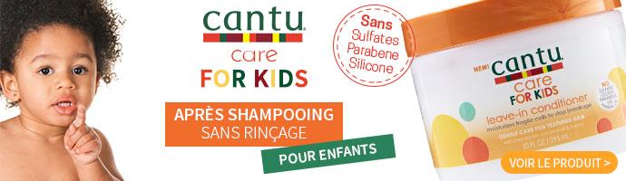 Après shampooing sans rinçage pour enfants CANTU