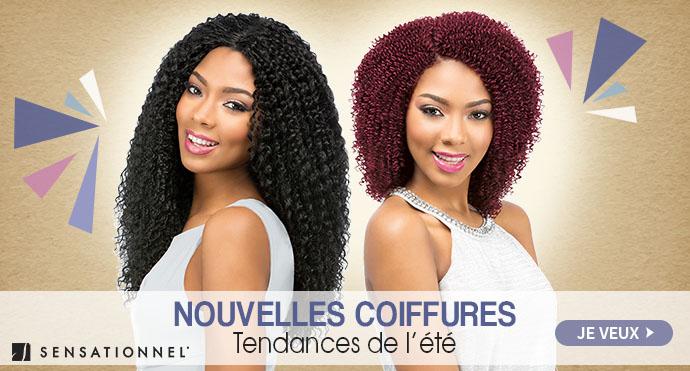 Nouvelles coiffures SENSATIONNEL