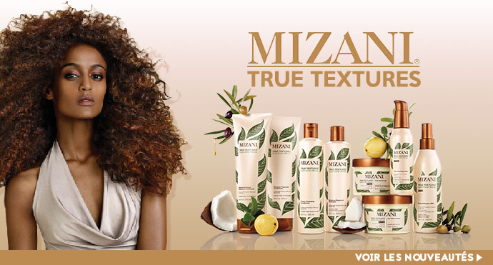 Nouveau : MIZANI True Textures