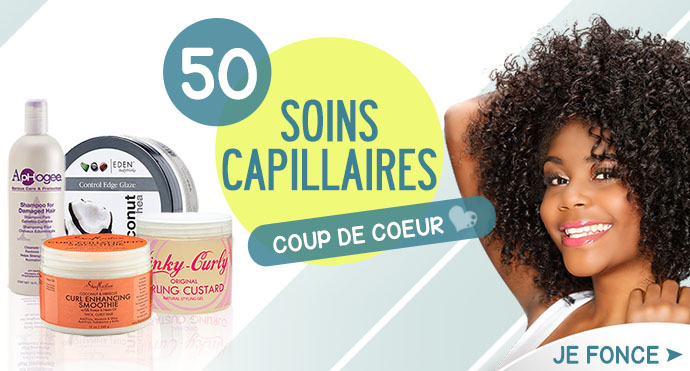 50 soins capillaires