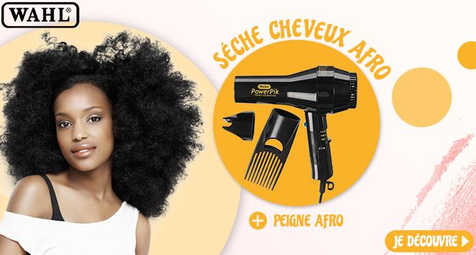 Sèche cheveux Afro WAHL