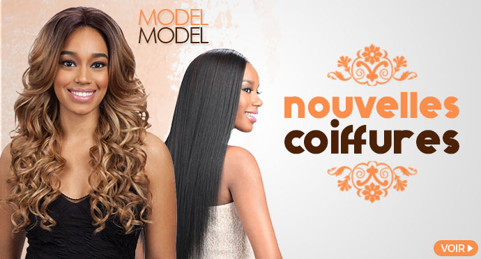 Nouvelles coiffures MODEL MODEL