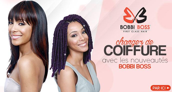 Changez de coiffure avec les nouveautés BOBBI BOSS