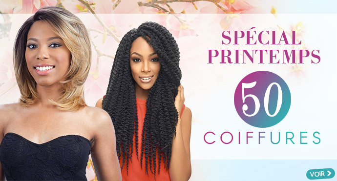 50 coiffures pour le printemps