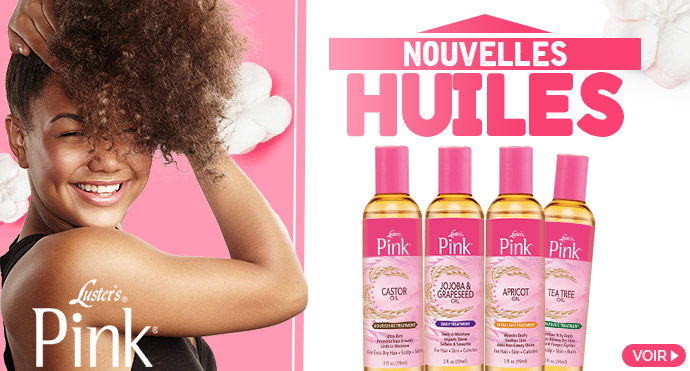 Huiles LUSTERS PINK