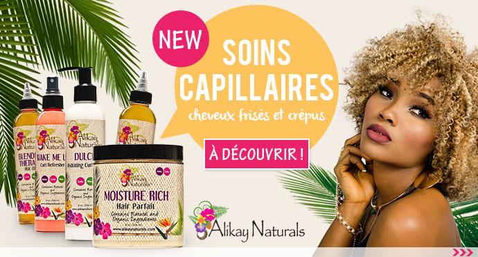 Soins capillaires ALIKAY NATURALS