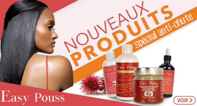 hair pousse natural