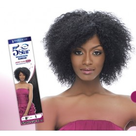 HARLEM weaving JERRY CURL 3PCS 2in1 (5 STAR)