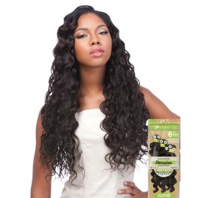 SENSAS tissage PERUVIAN LOOSE DEEP 16, 18, 20 (B&N)